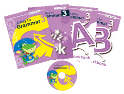 A Key to Grammar 3 ( 4 本書 + 1 套 CD )